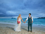 James & Ella — Mana Island Fiji Wedding
