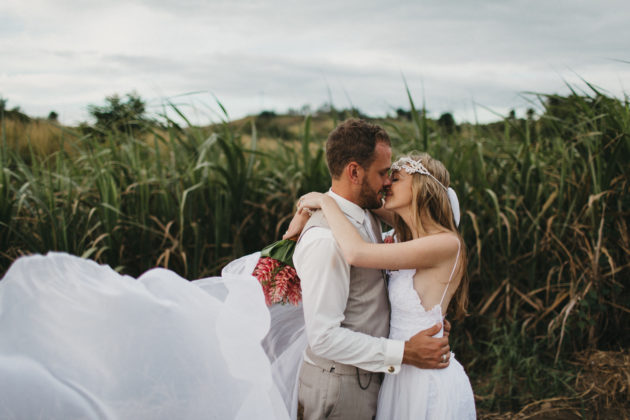 Bowen & Samantha — Shangri-La Fiji Wedding