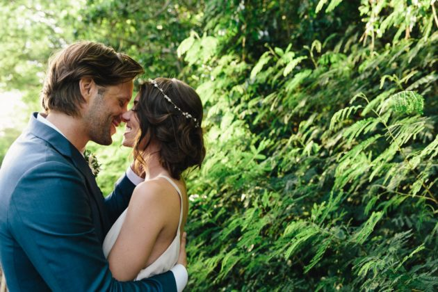 Jason & Samantha — Myola Fiji Wedding