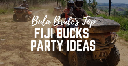 Fiji Bucks Party Ideas